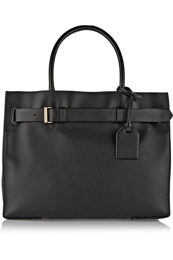 """<strong>Reed Krakoff</strong> RK40 Large Leather Tote. <em>$3552</em>, available at <a href=""""http://www.net-a-porter.com/product/512971/Reed_Krakoff/rk40-large-leather-tote"""">Net-a-Porter</a>"""