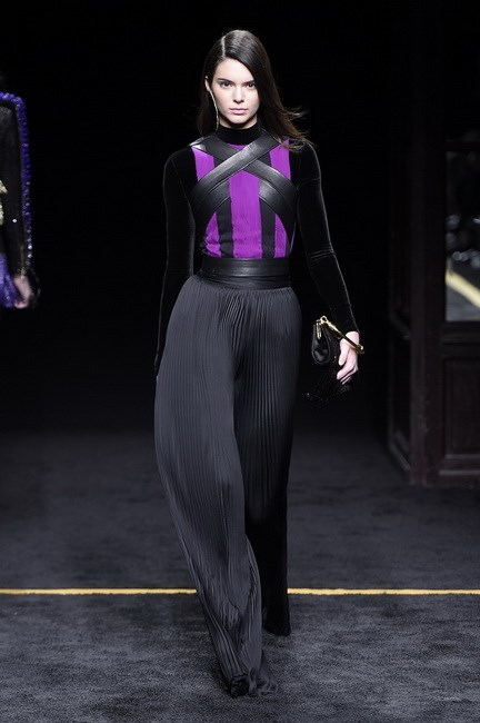 Kendall Jenner - who is yet to land a Victoria's Secret campaign.. though we predict it won't be long.