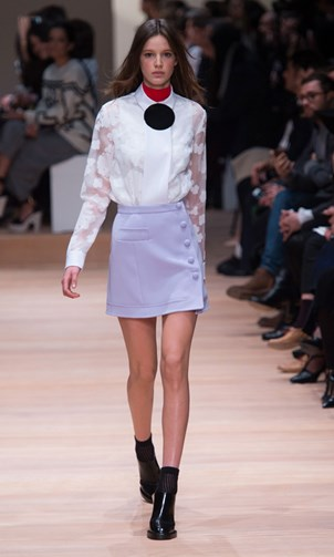 Carven 2015 Autumn Winter collection
