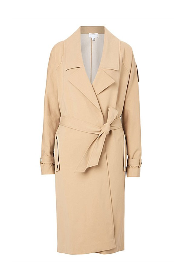"St. Johns Trench, $330, Witchery, <a href=""http://www.witchery.com.au/"">witchery.com.au</a>"