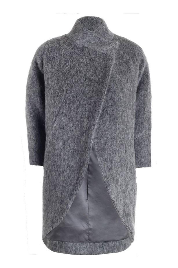 """Seer Cocoon Coat, $995, Zimmermann, <a href=""""http://www.zimmermannwear.com/"""">zimmermannwear.com</a>"""