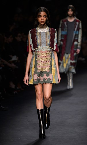 Valentino Autumn Winter 2015 Collection