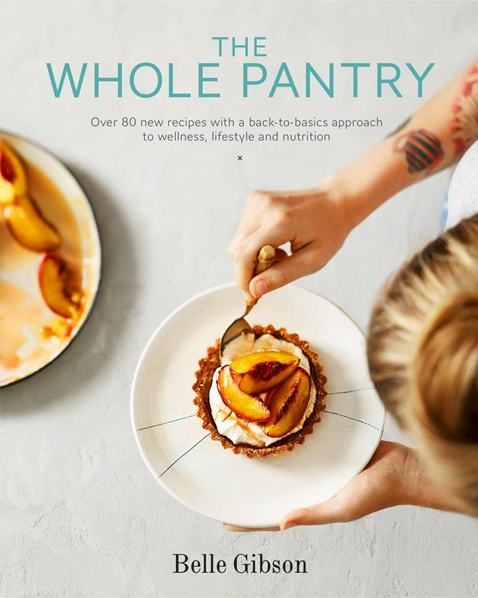 Belle Gibson The Whole Pantry Elle
