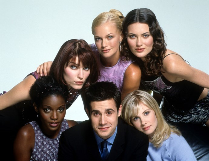 <strong>HEAD OVER HEELS (2001)</strong> Protagonist Amanda Pierce (Monica Potter) and her model roommates take down a Russian diamond smuggling operation with the help of undercover cop (Freddie Prinze Jr.) in this completely feasible romantic comedy.