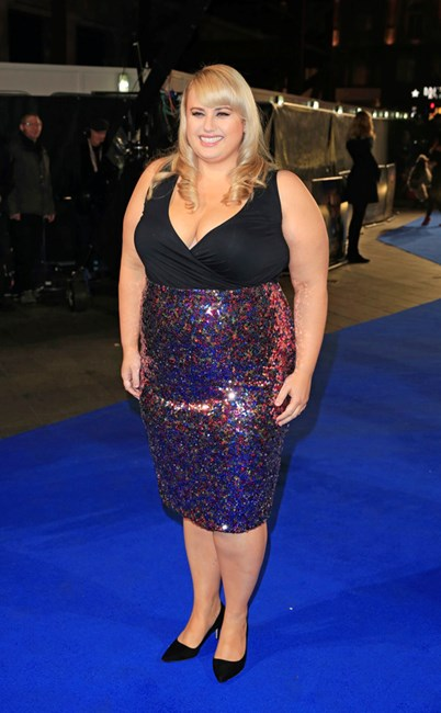 Rebel Wilson at <em>Night at the Museum: Secret of the Tomb</em> UK premiere wearing ASOS