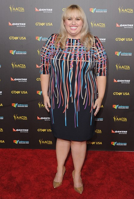 Rebel Wilson at G'day USA Gala 2015 LA