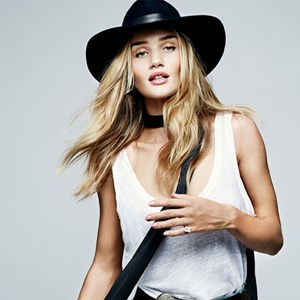 Rosie Huntington-Whiteley for Paige Denim
