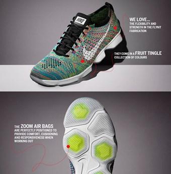 Nike Flyknit Zoom