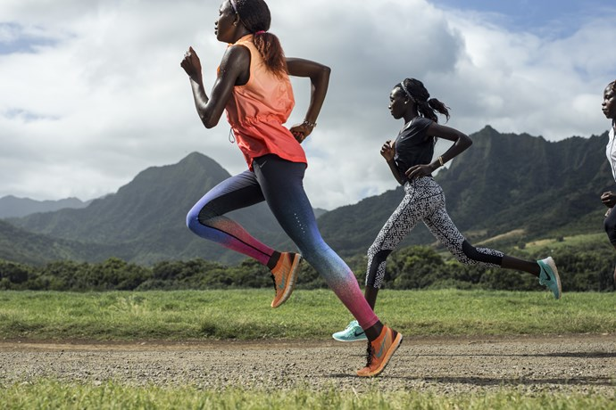 """Run the way you were meant to. <br/><br/> Click <a href=""""http://ad.doubleclick.net/ddm/clk/289631351;116656040;c"""">here</a> to learn more about Nike Free. <br/><br/> This gallery is brought to you by Nike Free."""