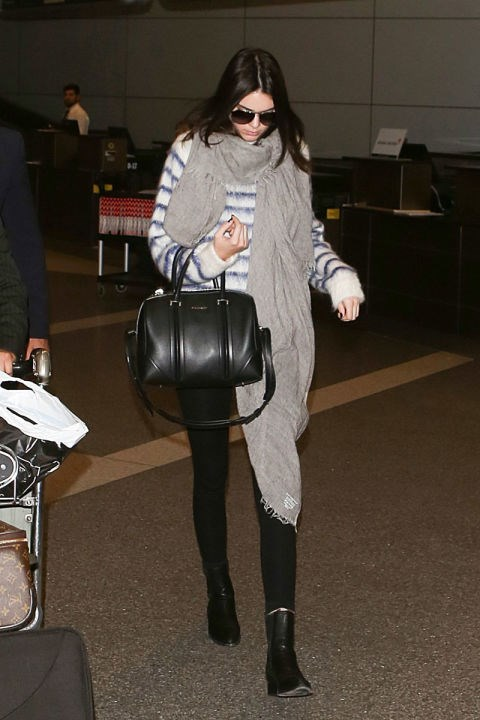 <strong>KENDALL JENNER</strong> <BR> Case in point.