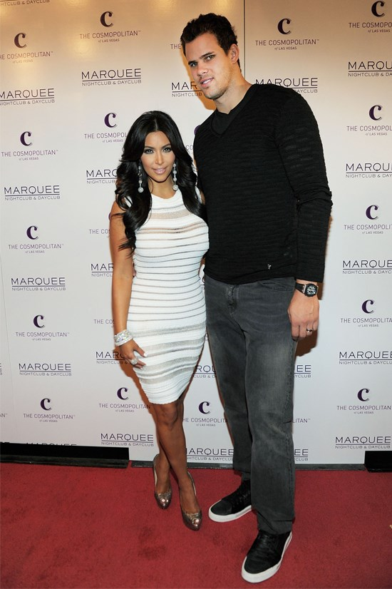 """<strong>Actually, I don't want to be married to you anymore</strong> <BR> <BR> Kim Kardashian and Kris Humphries were married for 72 days in 2011. In her interview with <em>Paper </em>magazine following her naked photo shoot – the one that """"broke the internet"""" – she says it was just """"one of those life lessons that you have to learn, and it's OK"""". At least her marriage with Kanye West has passed the 72-day mark, as they've been married since May last year."""