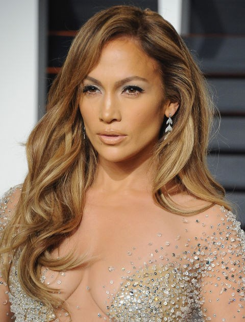 Let your waves move in all directions, like Jennifer Lopez