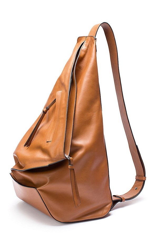 "Backpack, $349, Country Road, <a href=""Backpack, $349, Country Road, countryroad.com.au"">countryroad.com.au</a>"