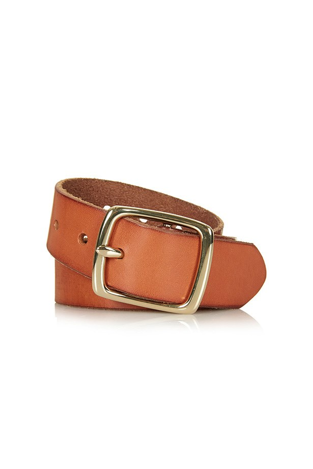 "Belt, $56, Topshop, <a href=""http://www.topshop.com/webapp/wcs/stores/servlet/ProductDisplay?refinements=category~%5b204484%7c-12556%5d&searchTerm=tan&storeId=12556&productId=18721149&urlRequestType=Base&categoryId=&parent_categoryId=204484&langId=-1&productIdentifier=product&catalogId=33057 "">topshop.com</a>"