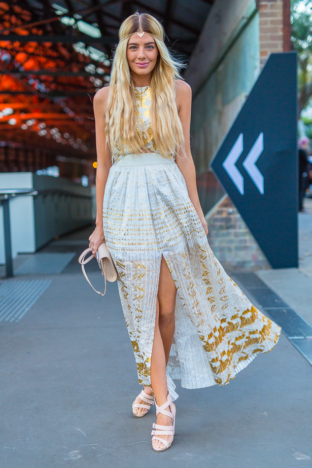 Street Style From Australian Fashion Week Elle