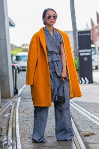 STREET STYLE FROM AUSTRALIAN FASHION WEEK: DAY TWO