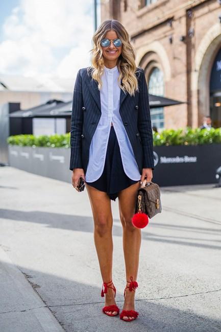 Street Style From Australian Fashion Week Elle