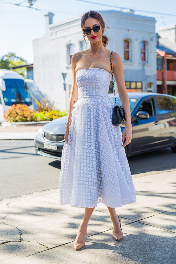 Street Style From Australian Fashion Week Day Three Elle