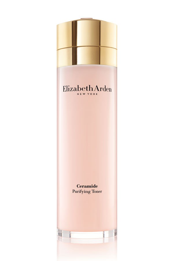 "<p><strong>C = Ceramides </strong></p> <p>Ceramides are found in the skin's natural oils and are essential to hold cells together and support the skin's protective barrier.</p> <p><em>Ceramide Purifying Toner, $55, Elizabeth Arden, <a href=""http://www.elizabetharden.com.au/"">elizabetharden.com.au</a> </em></p>"