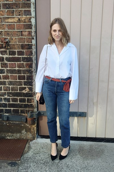 DEE TALES: What I wore at MBFWA day 4