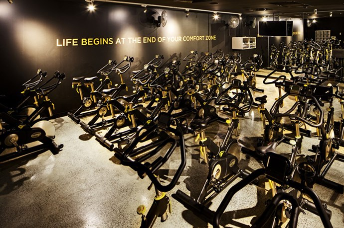 """<p><strong>Bike-Asana </strong></p> <p>High-energy spin combined with chilled-out yoga</p> <p><strong>Overview:</strong> This hour-long combo class is divided into two 30 minute sections. First up, a half-hour of spinning to bass-heavy tracks (think slogging up and sprinting down hills), swiftly followed by a calming yoga flow in a heated, dimly lit room. It's cardio, toning and stretching in a well-balanced full-body workout.  </p> <p><strong>Verdict:</strong> Half an hour is just the right amount of time to break a sweat – without having a staring competition with the clock. The cardio portion flew by and although it took a few minutes to adjust to part two's chilled yoga vibe, the stretching left me feeling zen. A must-try for cardio-junkies seeking inner peace.</p> <p><em><a href=""""http://www.flowathletic.com.au/"""">flowathletic.com.au</a</em></p>"""