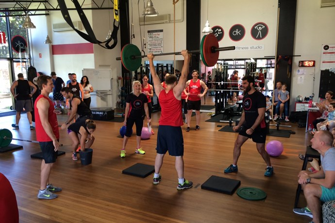 """<p><strong>Best for abs </strong></p> <p>Janna Johnson O'Toole finds six-pack-spiration working with an exercise scientist</p> <p><strong>Overview:</strong> With studios in Sydney's Bondi Junction and Coogee, exercise scientist and pro-athlete trainer, Damien Kelly's small-group training philosophy specialises in intense circuit workouts that emphasise cardio and strength, plus twice-weekly core sessions for that extra burn. And his Mums & Bubs programme gets new mothers in flight-form fast.</p> <p><strong>Verdict:</strong> """"Speaking to Damien about fitness is like discussing breakfast with Bill Granger (yes, I equate a workout to pancakes): the man has genius-level knowledge. We discuss the three components of a total core workout, all of which require equal attention: brace, flection and twist, and then get to work. To practise bracing he suggests the core climber: assume a high plank with shoulders over wrists, then, alternating knees, bring them in without dropping the hips. Next,  flection. Lay flat on your back, knees bent and – with your feet grounded – sit up without using momentum. Finish with weighted twists (use a medicine ball or a bag of flour) to work the obliques. 'It's not about moving the ball but rather twisting from the core while maintaining good posture,' he tells me. I follow his prescribed routine: 20 sets  of each for three rounds and my abs are seriously sore for the next three days."""" <p><em><a href=""""http://www.damienkelly.com.au/"""">damienkelly.com.au</a></em></p>"""