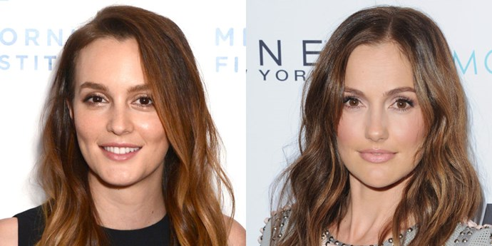 <strong>LEIGHTON MEESTER AND MINKA KELLY</strong>