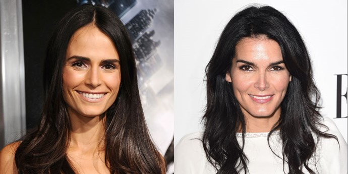 <strong>JORDANA BREWSTER AND ANGIE HARMON</strong>