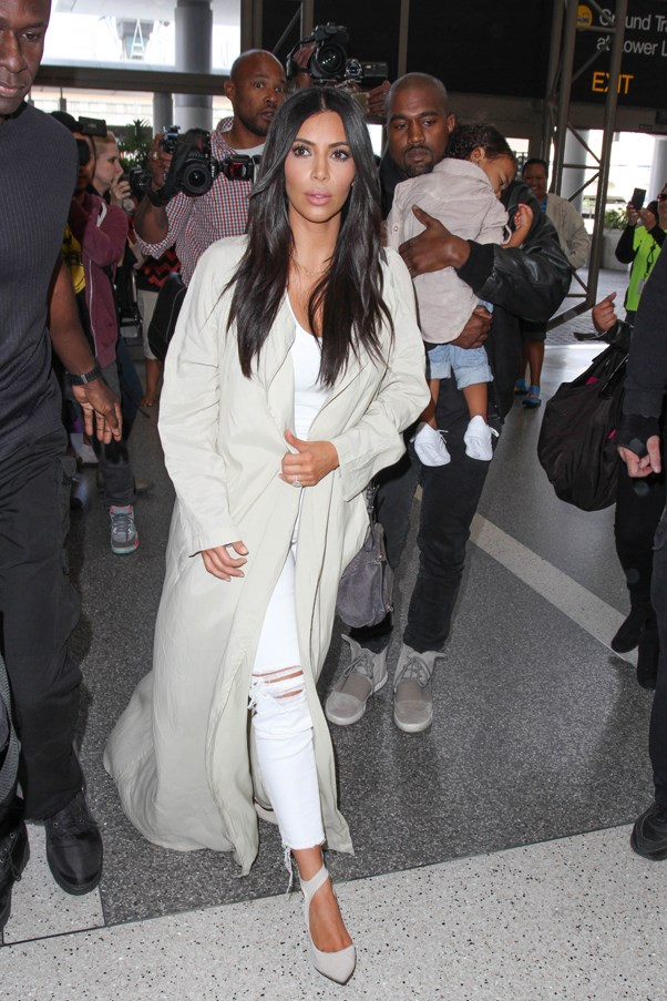 <strong>CREAM DREAM</strong> <br><em>April 2015</em> <br>Kim Kardashian