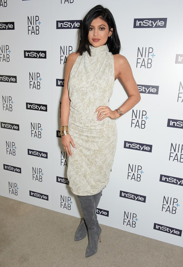 <strong>CREAM DREAM</strong> <br><em>March 2015</em> <br>Kylie Jenner