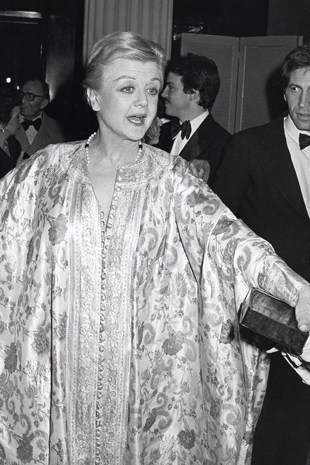 <strong>1979</strong <em><br>'Fashions of The Hapsburg Era'</em> <br>British actress Angela Lansbury