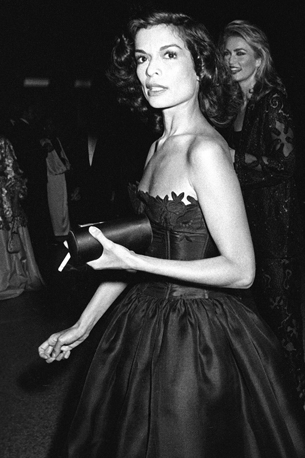 <strong>1981</strong <em><br>'The 18th Century Woman'</em> <br>Actress Bianca Jagger