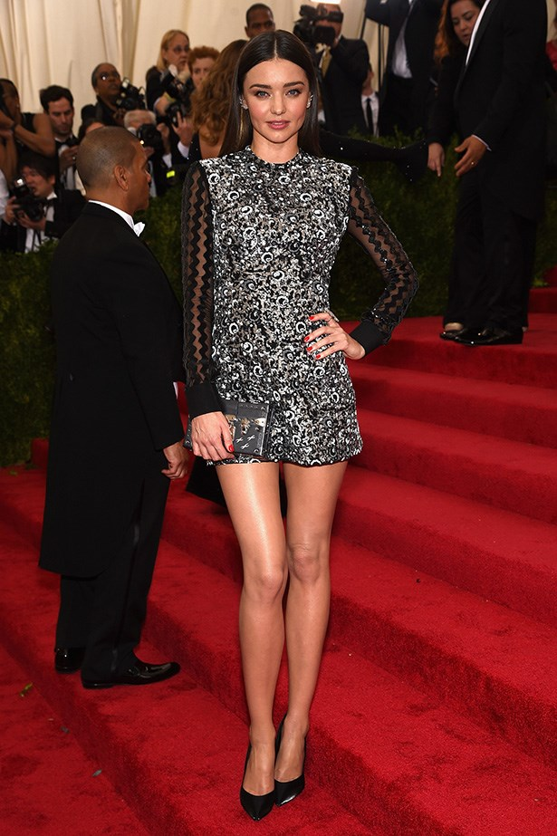 Miranda Kerr in Louis Vuitton