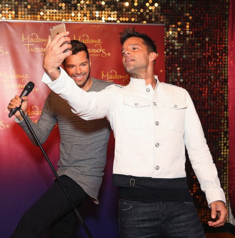 <strong>WAX RICKY MARTIN AND RICKY MARTIN</strong>