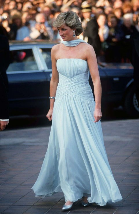 <strong>PRINCESS DIANA</strong> <BR> In 1987.