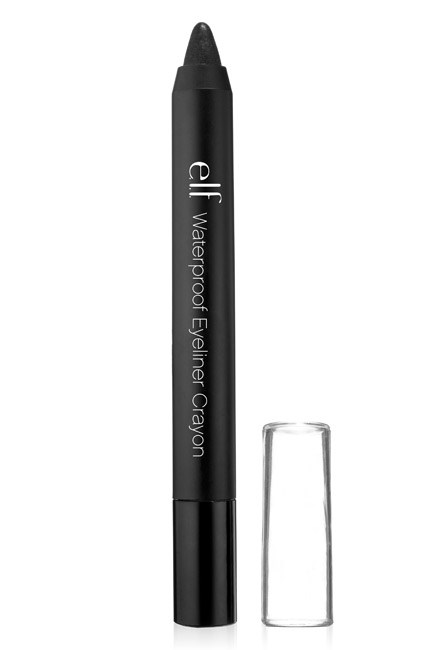 """<strong>Mantra:</strong> Be Cool with Khol<br><br> Graduating from the 60s cat-eye to a 70s sultry stare, eye makeup was made to look lived in and like you'd spent all night rocking out to the Led Zeplin. Grab a blunt and oversized eyeliner pencil and use short sharp strokes along the bottom lashes and the outer part of your upper lid—voila, Jane Birkin! (Sleep on it for extra authenticity).<br><br> <strong>Muse: </strong>Jane Birkin (1974)<br><br> <strong>Makeup:</strong> E.L.F Australia Studio Waterproof Eyeliner Crayon, $8; <a href=""""http://www.elfcosmetics.com.au/"""">www.elfcosmetics.com.au</a>"""