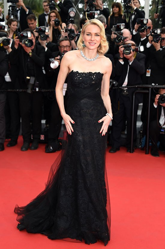<strong>Naomi Watts</strong> wearing Ralph Lauren