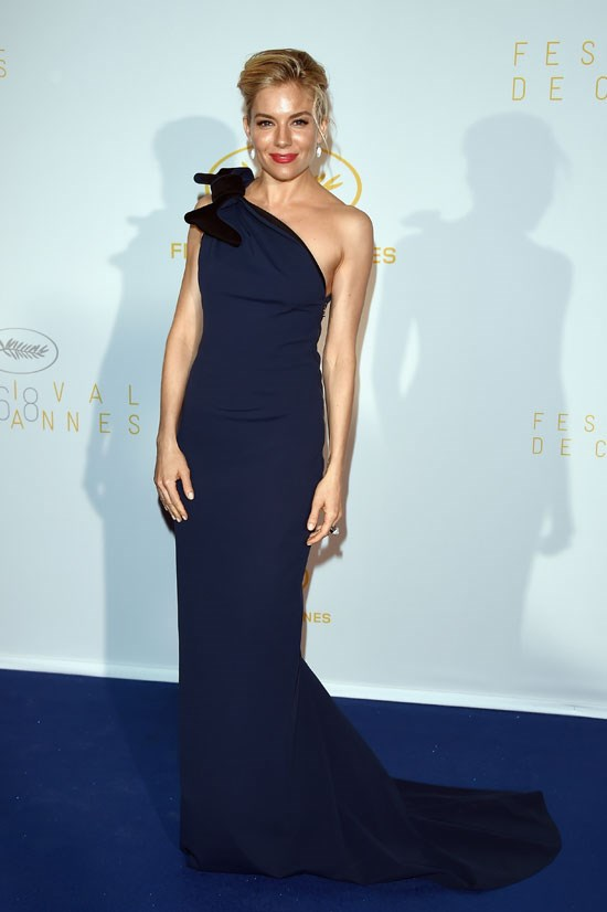 <strong>Sienna Miller</strong> wearing Lanvin