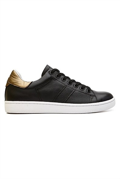 """Outfit two: <br/> <a href=""""http://www.witchery.com.au/shop/woman/shoes/liam-sneaker-60181598"""">Shoes</a>, $129.95, Witchery, witchery.com.au"""
