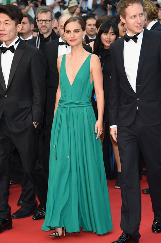 <strong>Natalie Portman</strong> wearing Lanvin