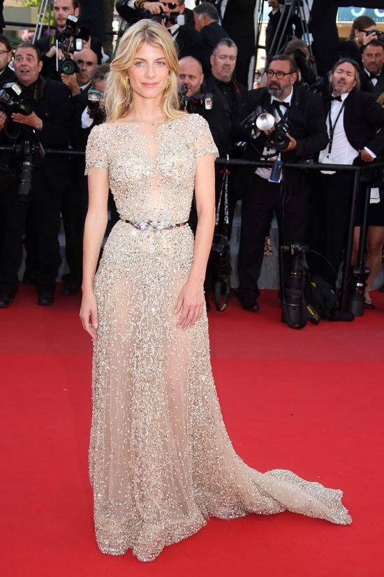 <strong>Melanie Laurent</strong> wearing Zuhair Murad Couture