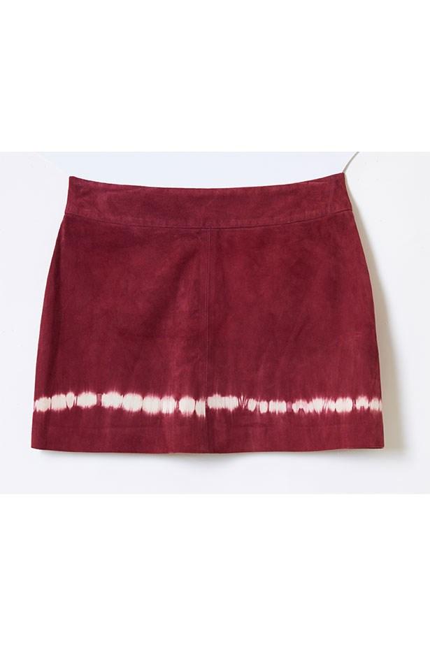 Skirt, $139, H&M, hm.com/au