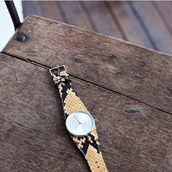 Watch, $335, Calvin Klein, (03) 8844 3300