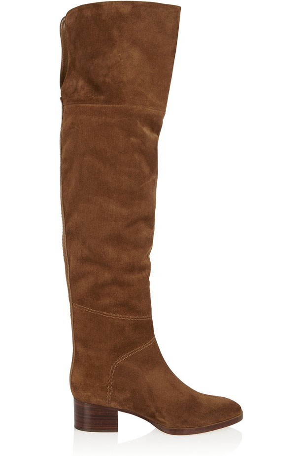 "Boots, $1803, Chloe, <a href=""http://www.net-a-porter.com/au/en/product/570897"">net-a-porter.com</a>"