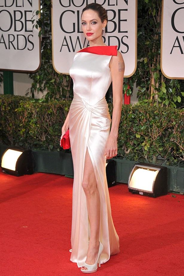 Atelier Versace at the 2012 Golden Globe awards.