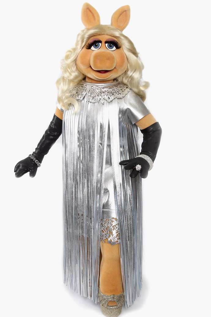 Miss Piggy is a feminist