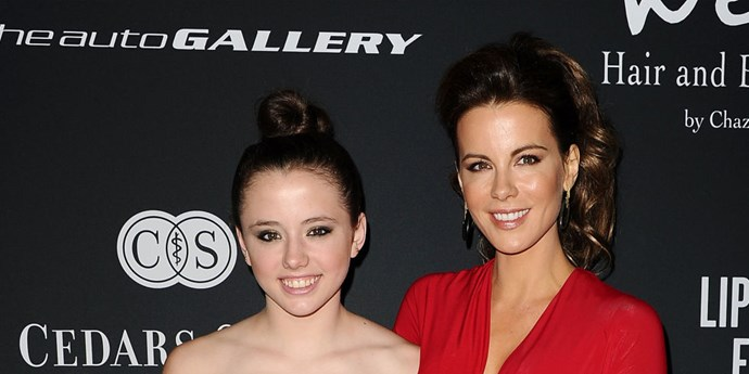 **Lily Mo Sheen and Kate Beckinsale**