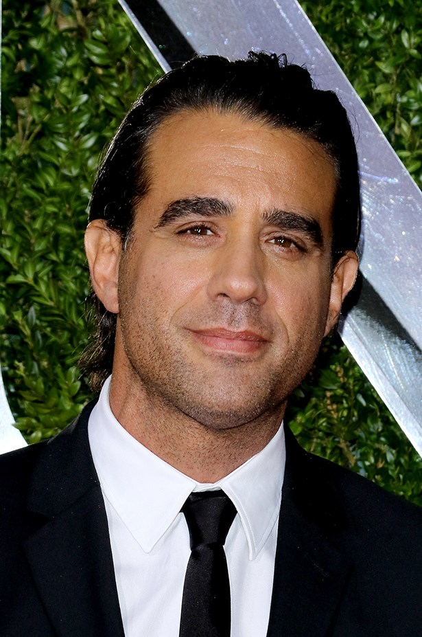 Bobby Cannavale, who attended the award ceremony with his girlfriend Rose Byrne.