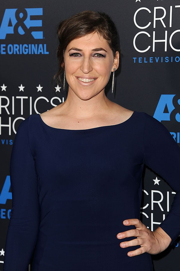 Mayim Bialik wants to dispel negative cat stereotype