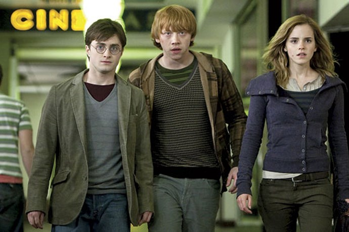 <strong>Harry, Ron and Hermione</strong> from <em>Harry Potter</em> <BR> <strong>Why they work:</strong> if being a wizard isn't cool enough, this trio takes the cake for best childhood friendships. And everyone needs a Hermione to keep them in check <BR> <strong>Friendship life lesson:</strong> the power of love conquers all (even Voldemort)